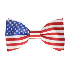 Flag of United States of America Bow Tie