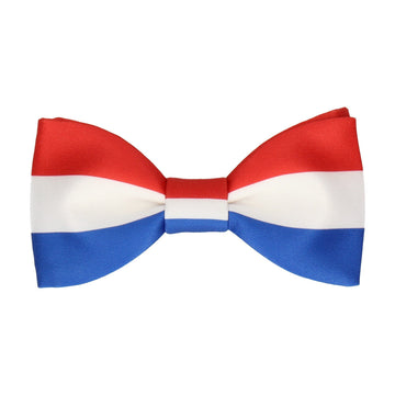 Netherlands Flag Bow Tie