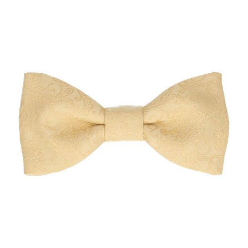 Buckingham in Gold Bow Tie