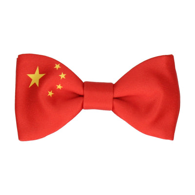 Flag of China Bow Tie