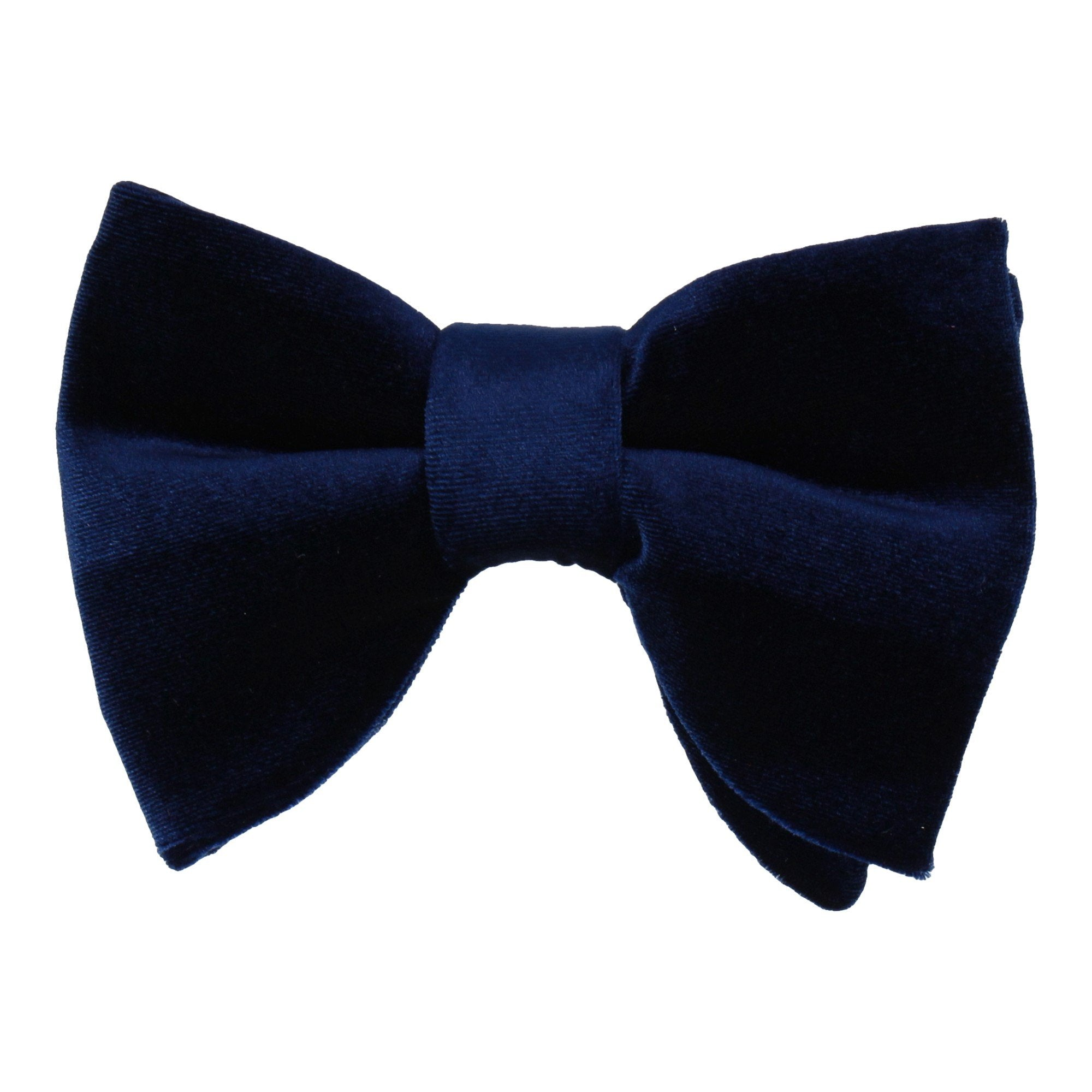Mens Velvet Adjustable Large Bowtie Cufflink Hankie Wedding Party Smart Neck Tie