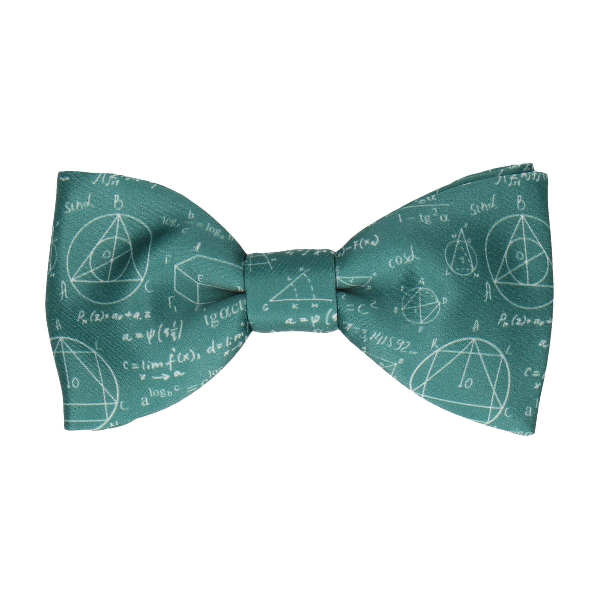 Einstein in Green Bow Tie