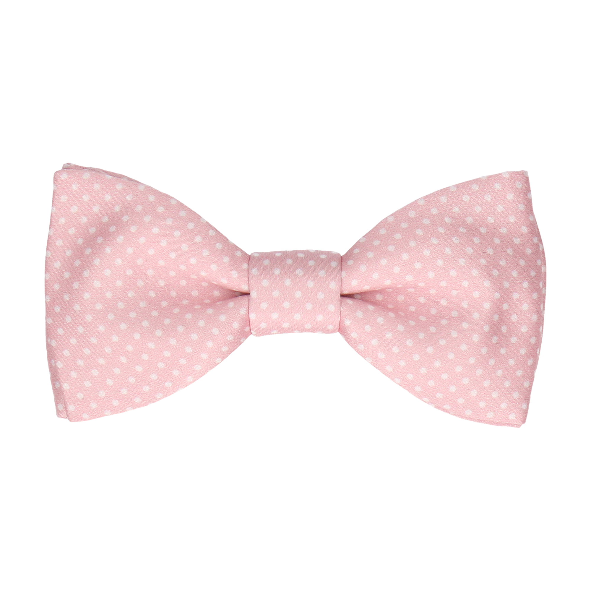 Dickinson Dots Cherry Blossom Bow Tie