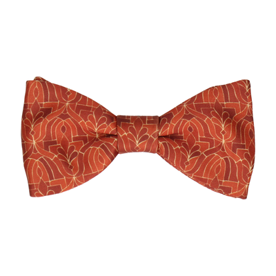 Casablanca in Copper Bow Tie