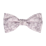 Irving in Silver Lavender Bow Tie