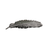 Feather Quill Lapel Pin