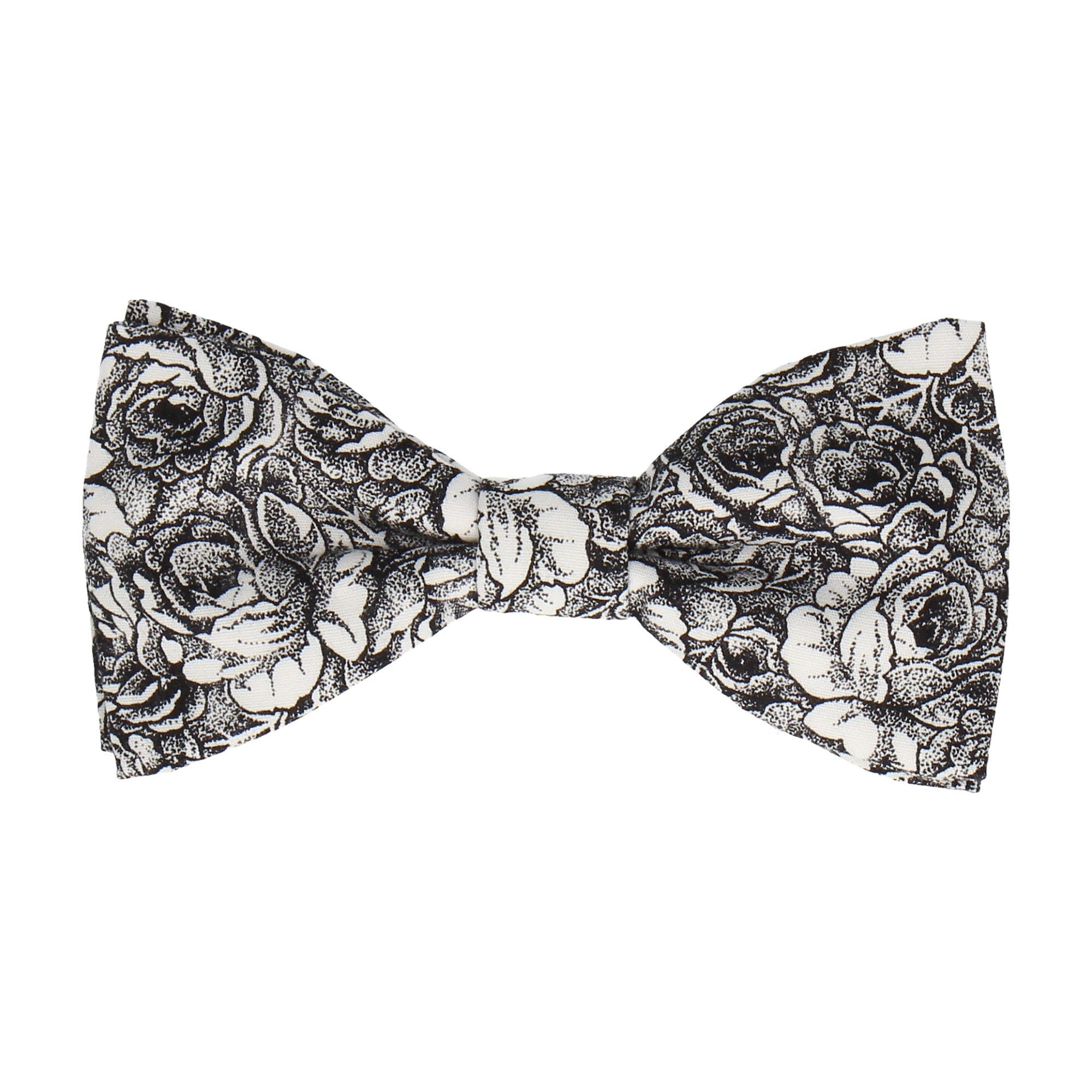 Reynolds in Monochrome Bow Tie