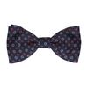 Banbury in Navy & Red Bow Tie