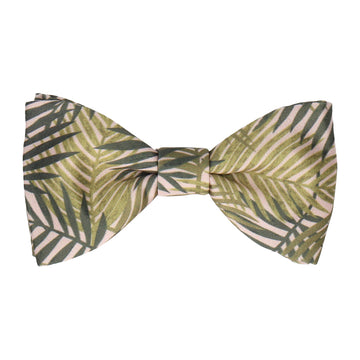 Havana Dark Green Bow Tie