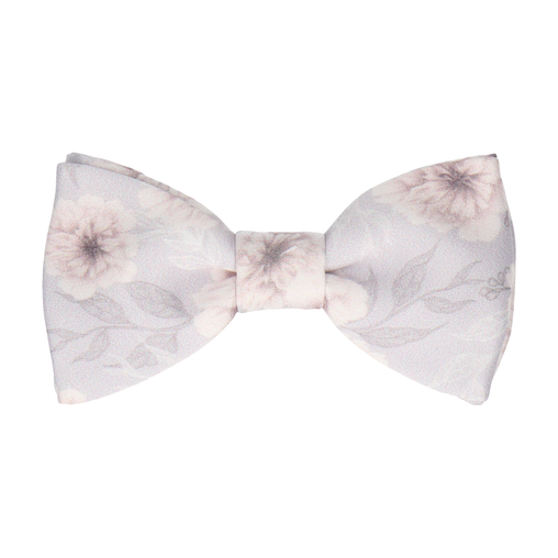 Corrigan in Platinum Bow Tie
