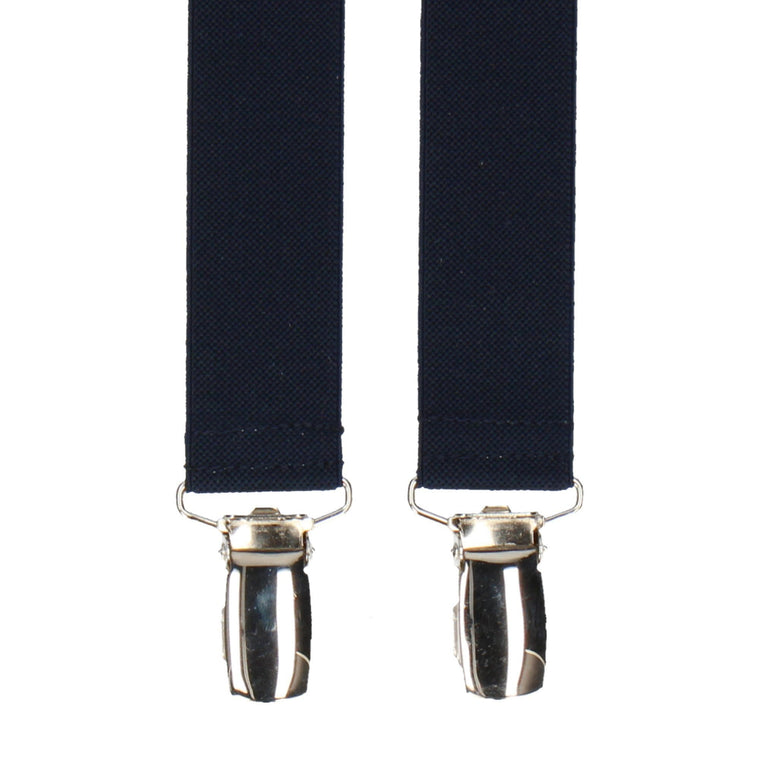 Classic in Navy Blue Braces