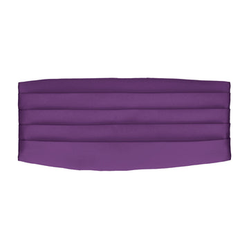 Empire Purple Cummerbund