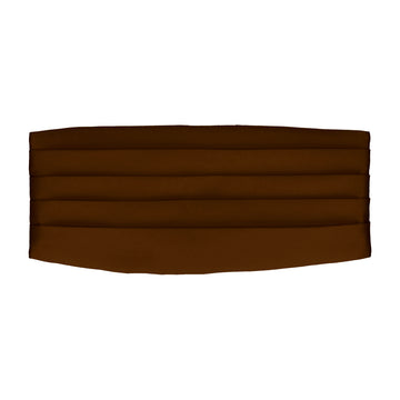 Vintage Brown Cummerbund