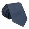 Faux Silk in Copen Blue Tie