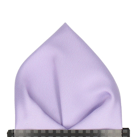 Classic in Lilac Pocket Square