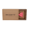 Cotton in Melon Bow Tie
