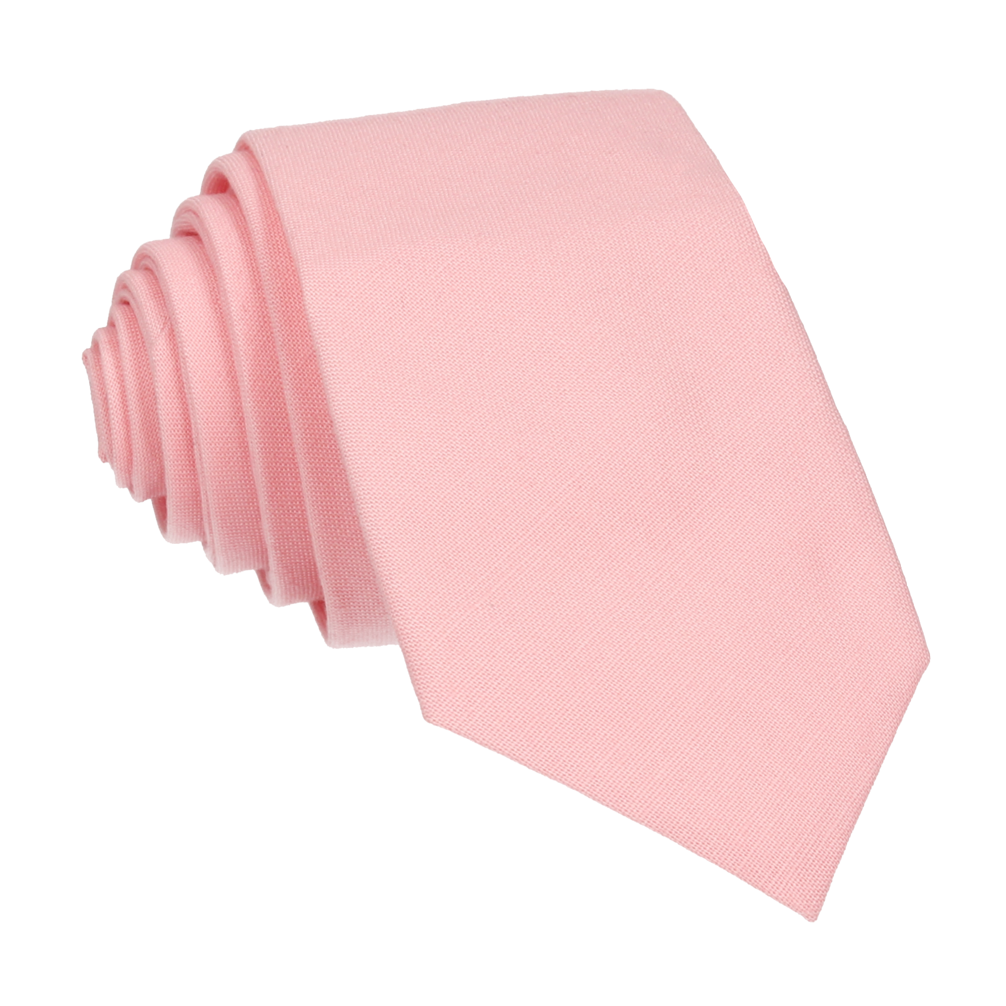 Cotton in Rose Quartz Tie