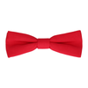 Cotton in Cardinal Red Bow Tie
