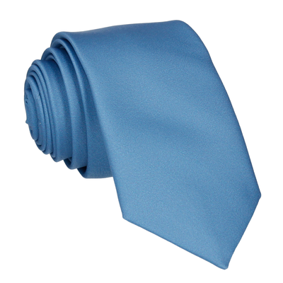Classic in Air Force Blue Tie