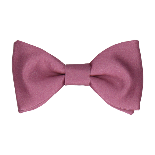 Classic in Dusky Mauve Bow Tie
