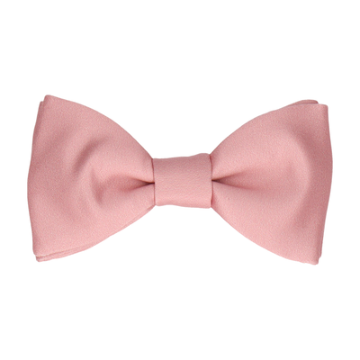 Classic in Pink Rose Bow Tie