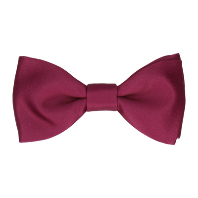 Classic in Mulberry Bow Tie