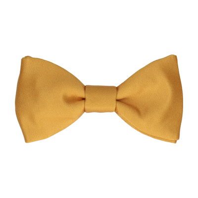 Classic in Vintage Gold Bow Tie