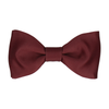 Classic in Maroon Bow Tie