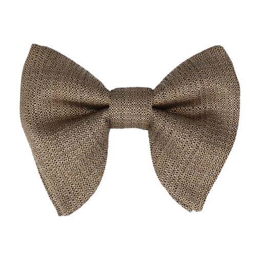Pharaoh in Gold Large Evening Bow Tie