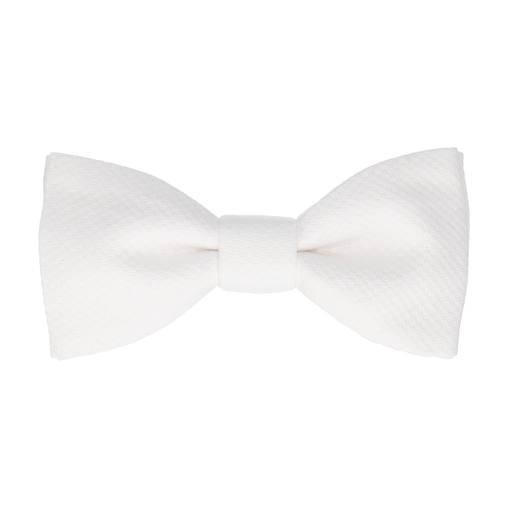 Marcella in White Bow Tie