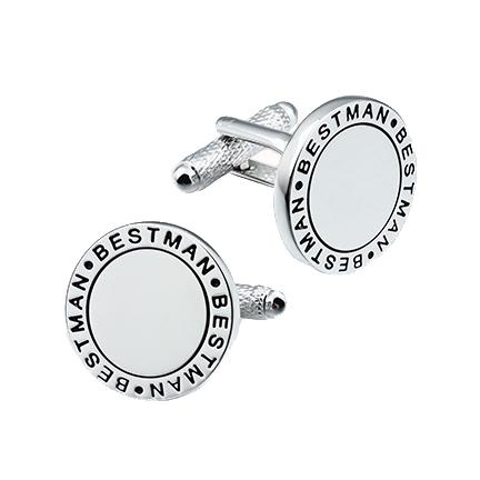 The Best Man Cufflinks