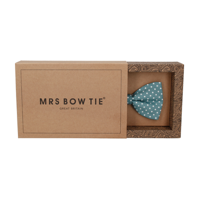 Chiswick in Sea Green Bow Tie
