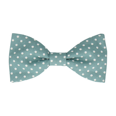 Chiswick Sea Green Bow Tie