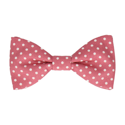 Chiswick Blush Pink Bow Tie