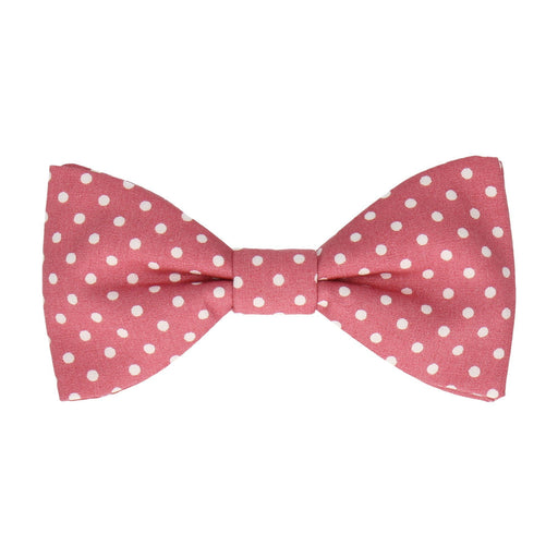 Chiswick in Blush Bow Tie -Standard-Pre-Tie- - bowties by Mrs Bow Tie