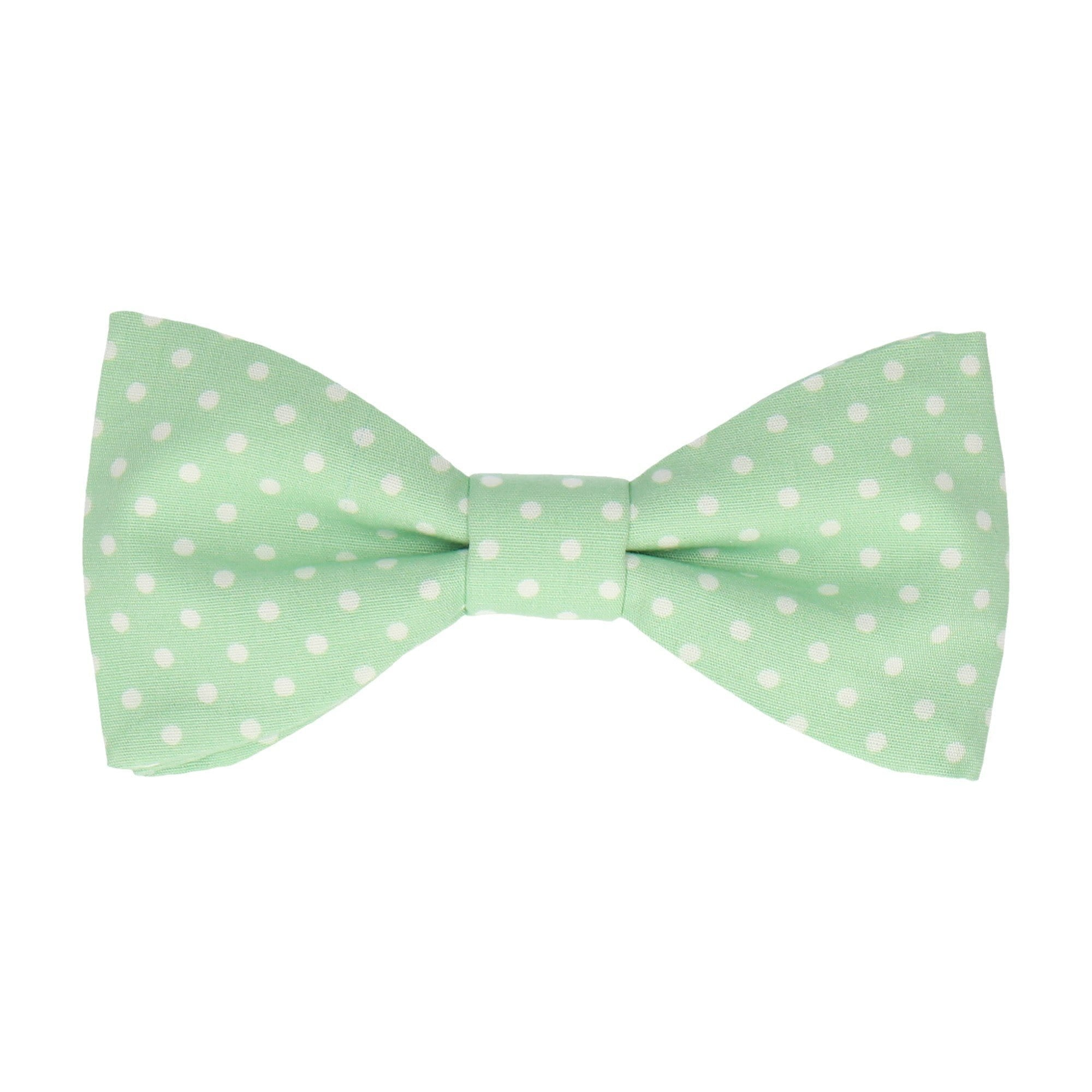 Chiswick Pistachio Green Bow Tie
