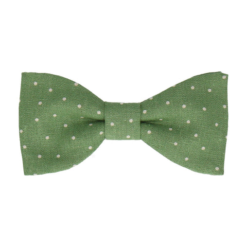 Maison in Greenery Bow Tie