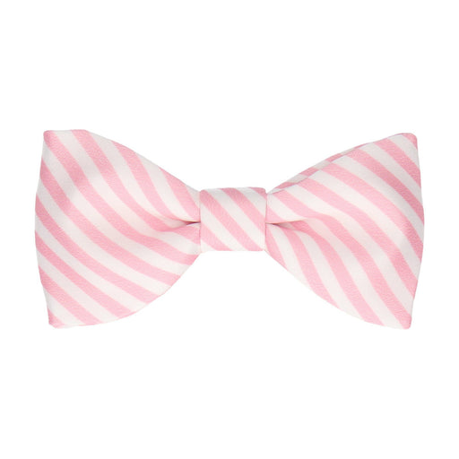 Diagonal Stripes in Pink