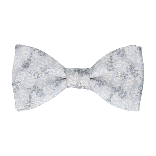 Aberdeen in Platinum Bow Tie
