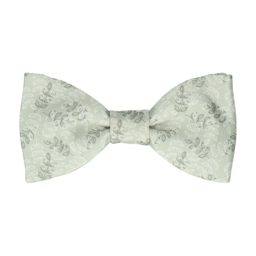 Aberdeen in Sage Green Bow Tie