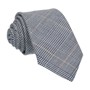 Prince of Wales Check Tie
