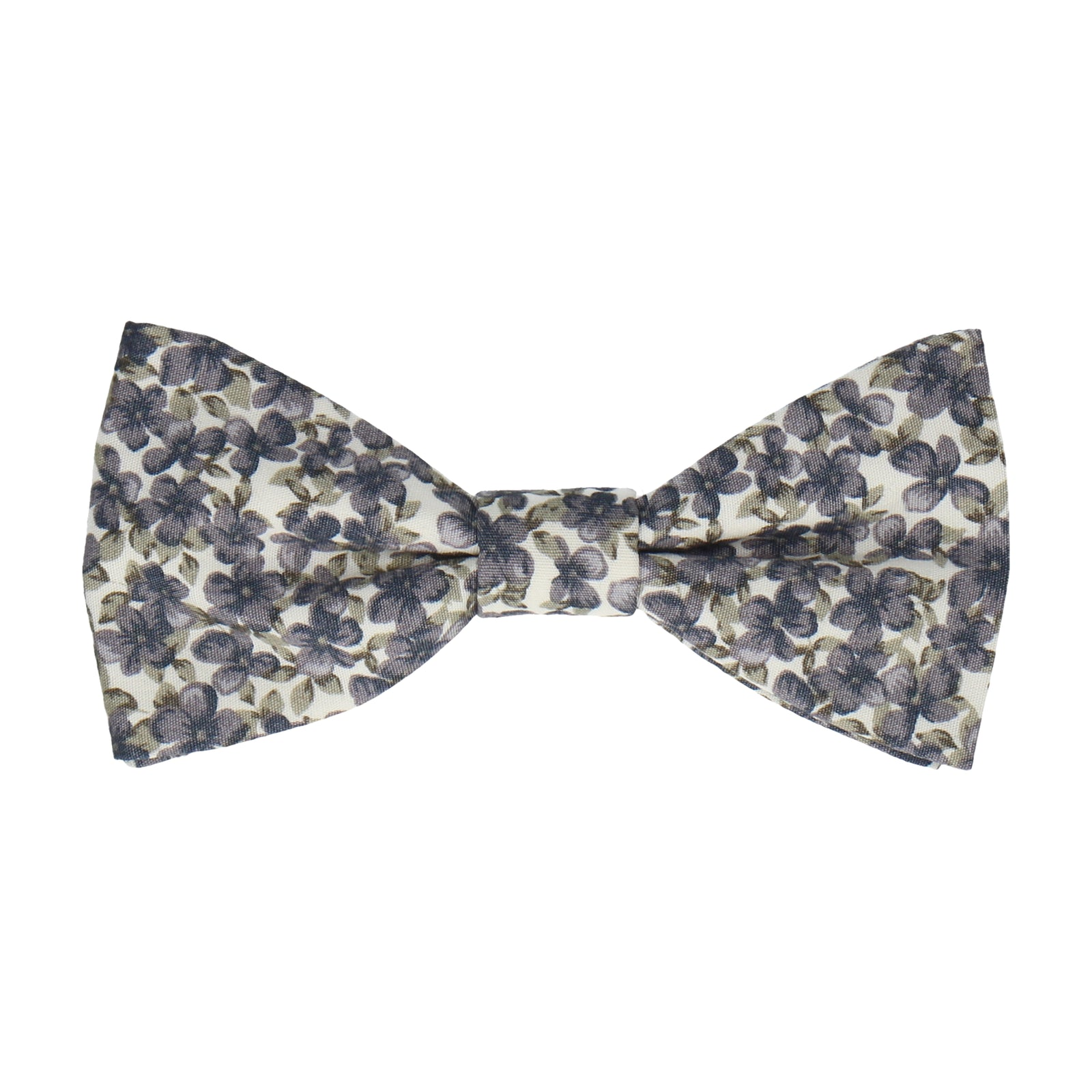 Wilburson in Blue Grey Bow Tie