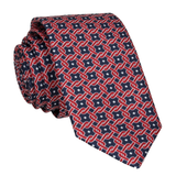 Red Links Prince Philip Tie