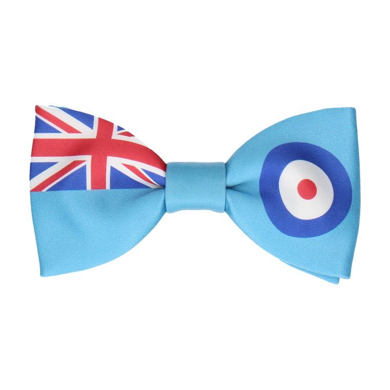 Royal Air Force (RAF) Flag Bow Tie