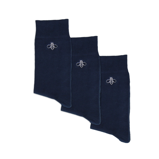 Navy Sock Set