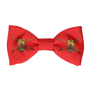 British Army Bow Tie