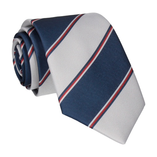 Arundel in Grey & Navy Tie