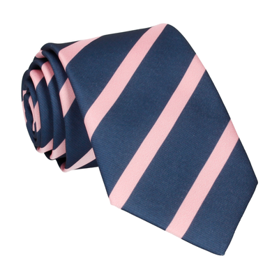 Albion in Pink Tie