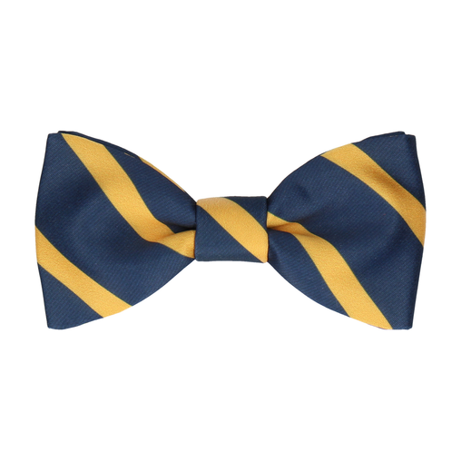 Albion in Mustard Gold Bow Tie