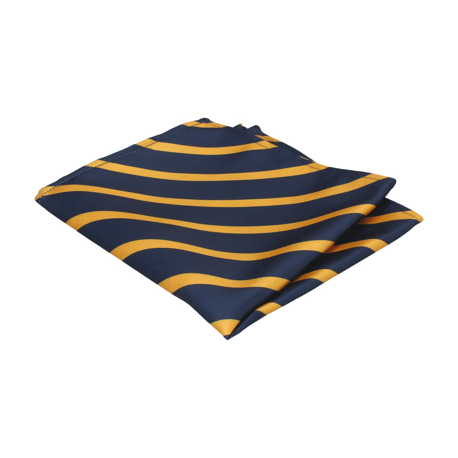 Albion in Mustard Gold Pocket Square